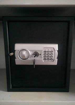 China Black Powder Coated Small Gun Safe LG-522 Digital Entry For Personal User distributor