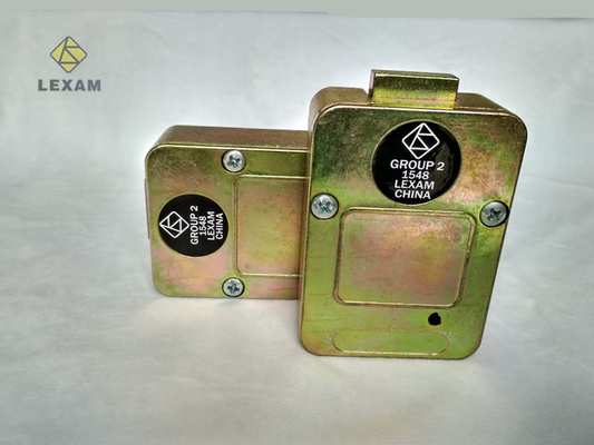 China Zamak Material Replacement Safe Lock 44*44*8cm Against Unauthorized Opening distributor