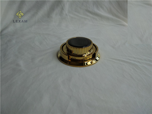 China Brass Plated Safe Lock Dial Fits UL Listed Group 2 Combination Lock For ATM distributor
